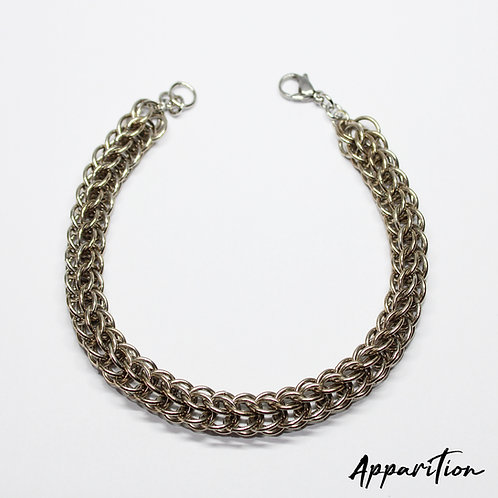 Foxtail Chainmaille Bracelet