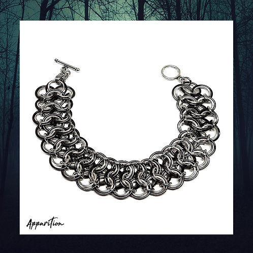 The Emperor's Chainmaille Bracelet