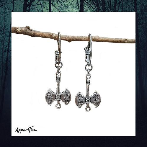 Berserker Earrings