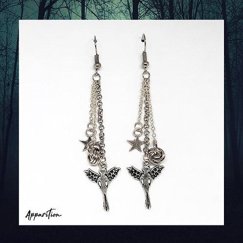 Angelic Flight Earrings