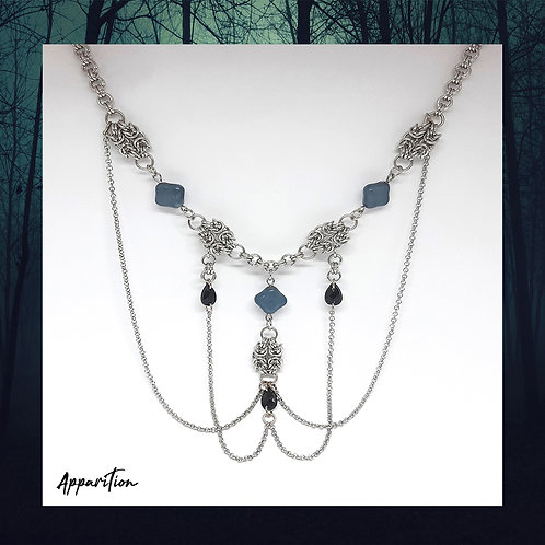 The Anastasia Chainmaille Necklace