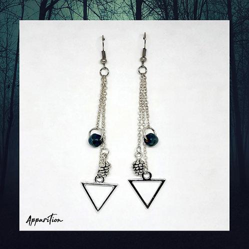 Tribal Mage Earrings