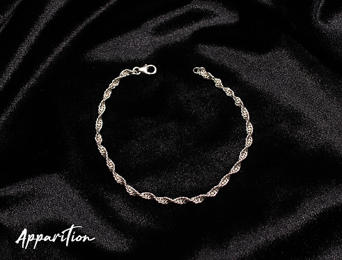 Wolf Trap Chainmaille Bracelet