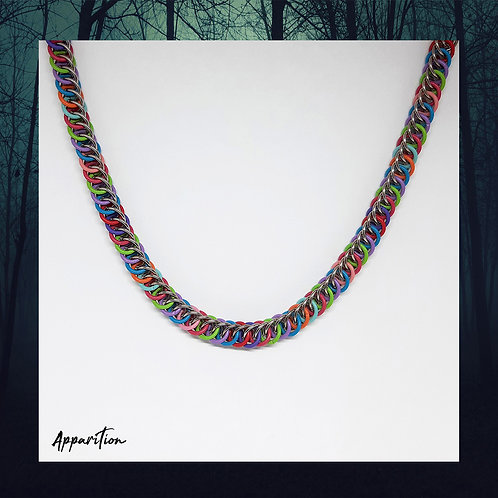 Candy Delight Chainmaille Choker