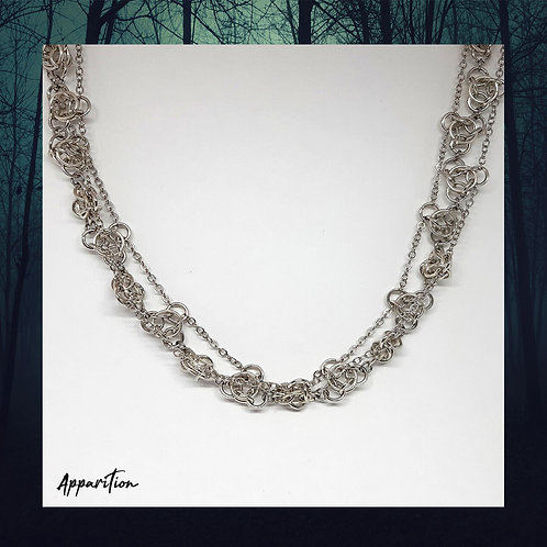 Tao Dynasty Chainmaille Necklace