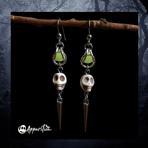 Otherworld Chainmaille Earrings