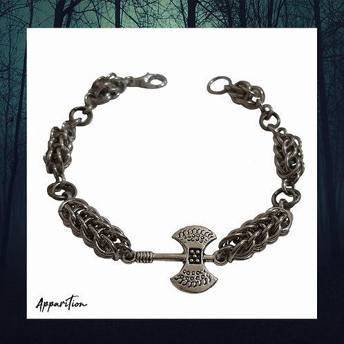 Berserker Chainmaille Bracelet