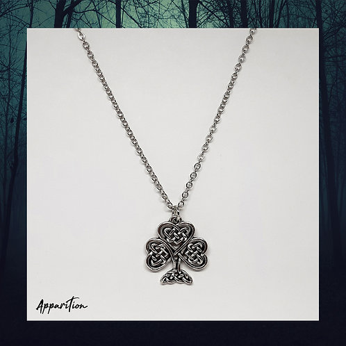 Celtic Tree Chain Necklace
