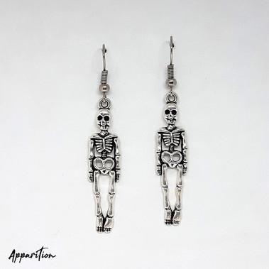 Dead Man Earrings