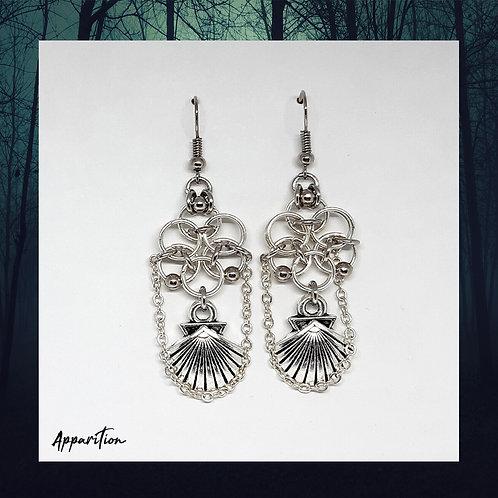 Jewel Of The Sea Earrings