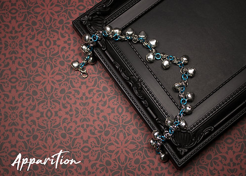 Choo-Choo Chainmaille Anklet
