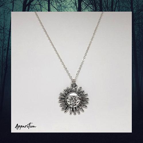 Sun's Energy Chain Necklace