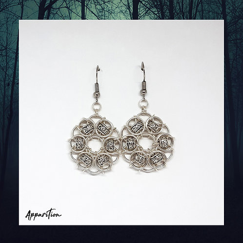 Freyja Chainmaille Earrings