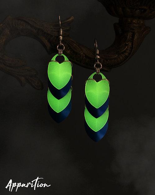 Rigel Scalemaille Earrings
