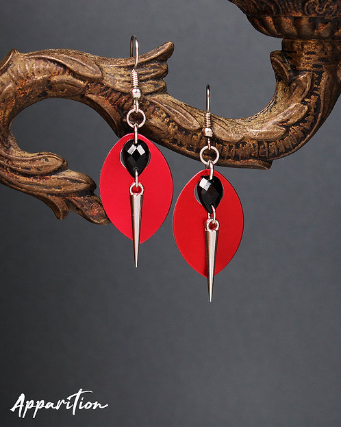 Lestat Scalemaille Earrings