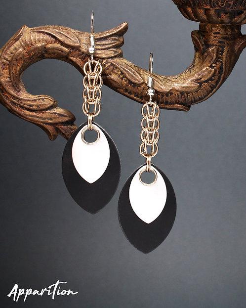 Shobu Scalemaille Earrings