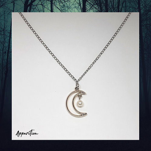 Witches Moon Necklace
