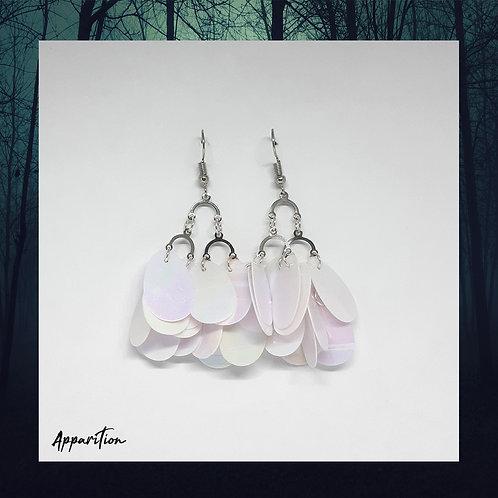 Cascading Fringe Earrings