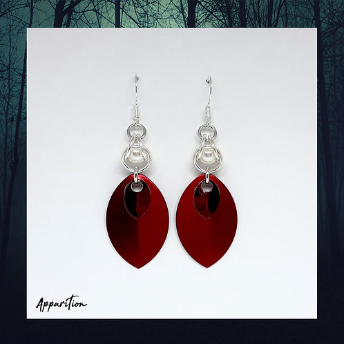 Sangre Scalemaille Earrings