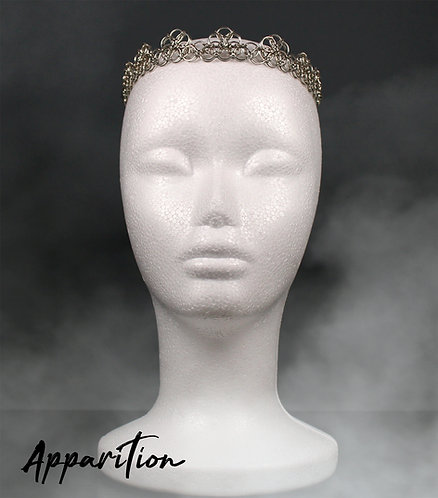 Lady Rose Chainmaille Crown