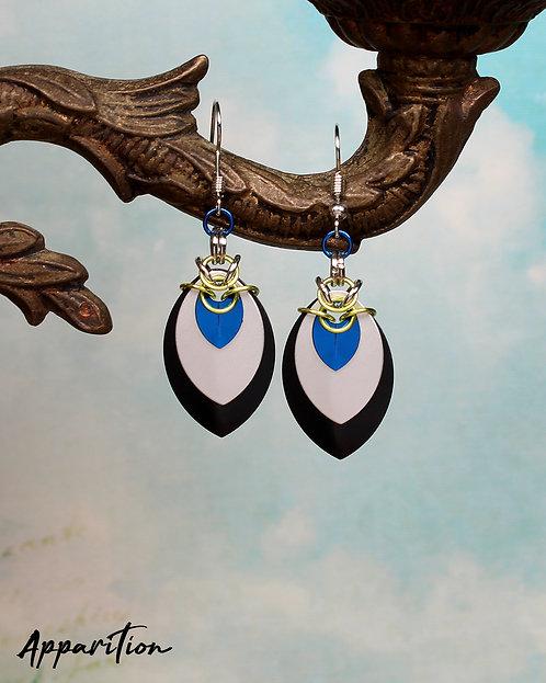 Hemera Scalemaille Earrings