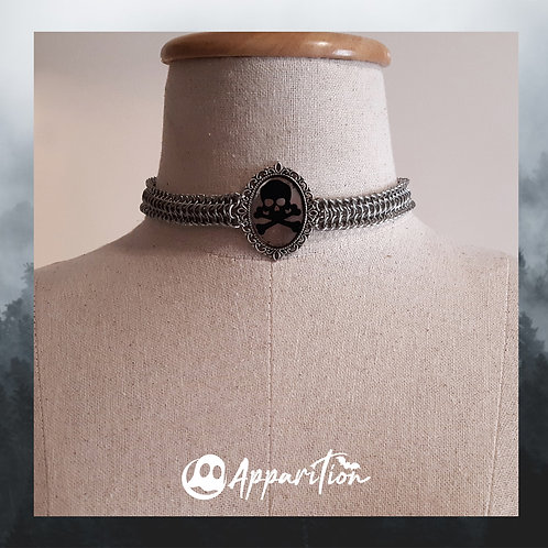 Elizabeth Chainmaille Choker