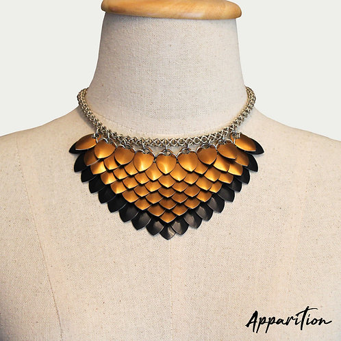 Hatshepsut Scalemaille Necklace