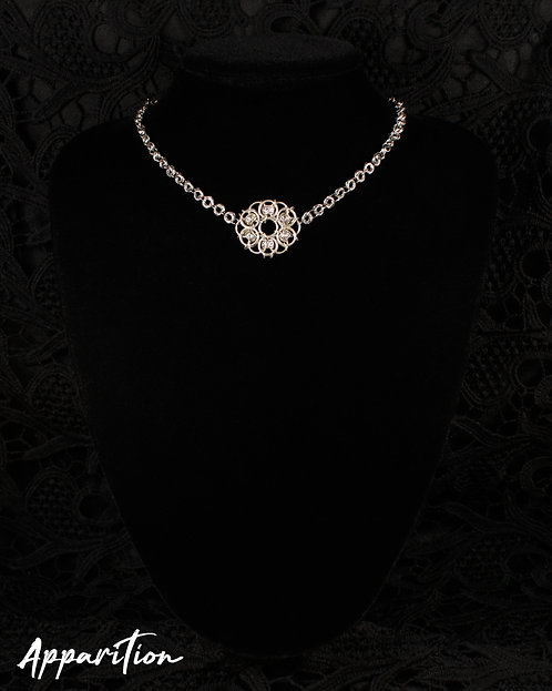 The Eternal Circle Chainmaille Necklace