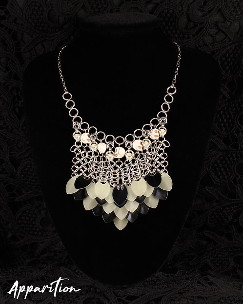 Marie Laveau Scalemaille Necklace