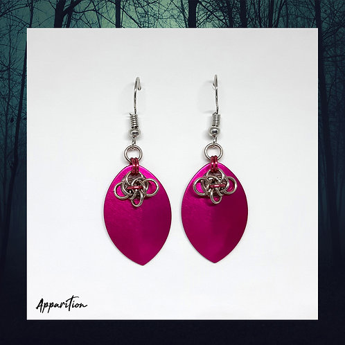 Persephone Scalemaille Earrings