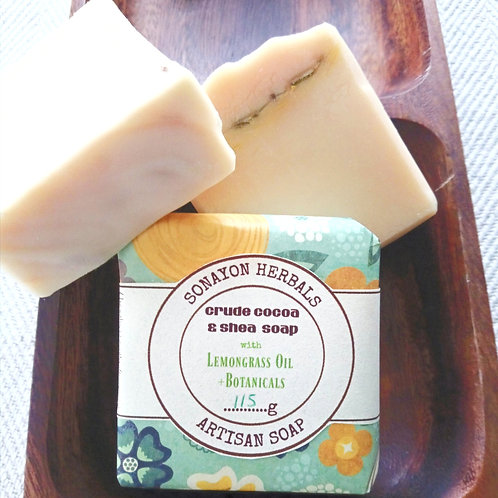 Artisan Soap (Lemongrass)