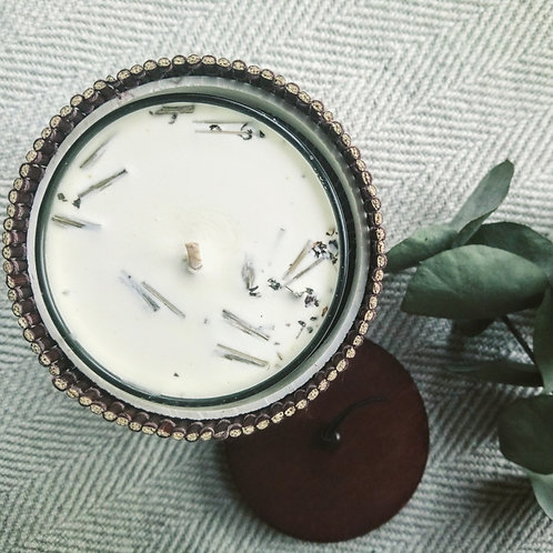 Infusion Candle (Lemongrass & Bergamot)