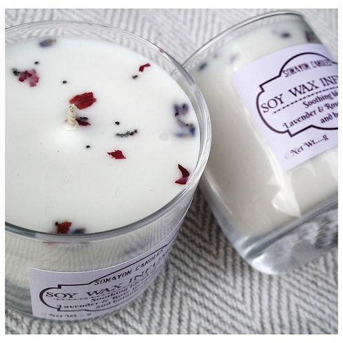 Infusion Candle (Lavender & Geranium)