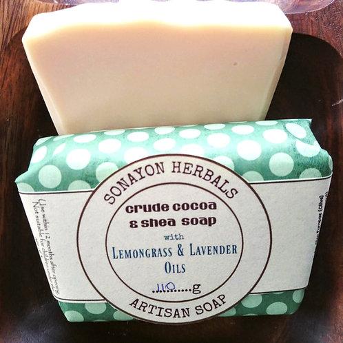 Artisan Soap (Lemongrass & Lavender)