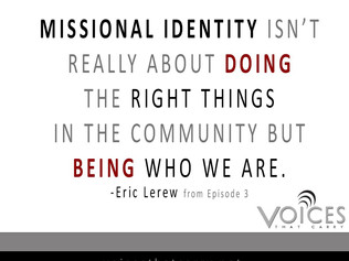 Our Missionary Identity in Jesus