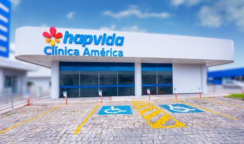 Clinica América Hapvida - Mais de 50 especialidades e ginásio de fisioterapia
