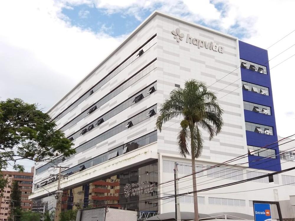 Hospital Hapvida em Joinville