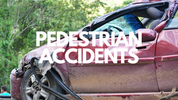 Pedestrian Accidents