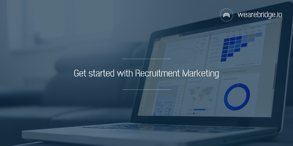 Get started with Recruitment Marketing