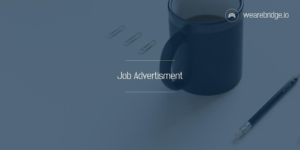 Job Advertisment