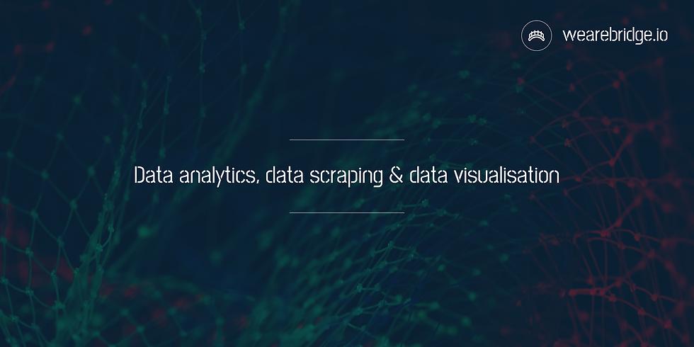 Talent Mapping, data analytics & data scraping