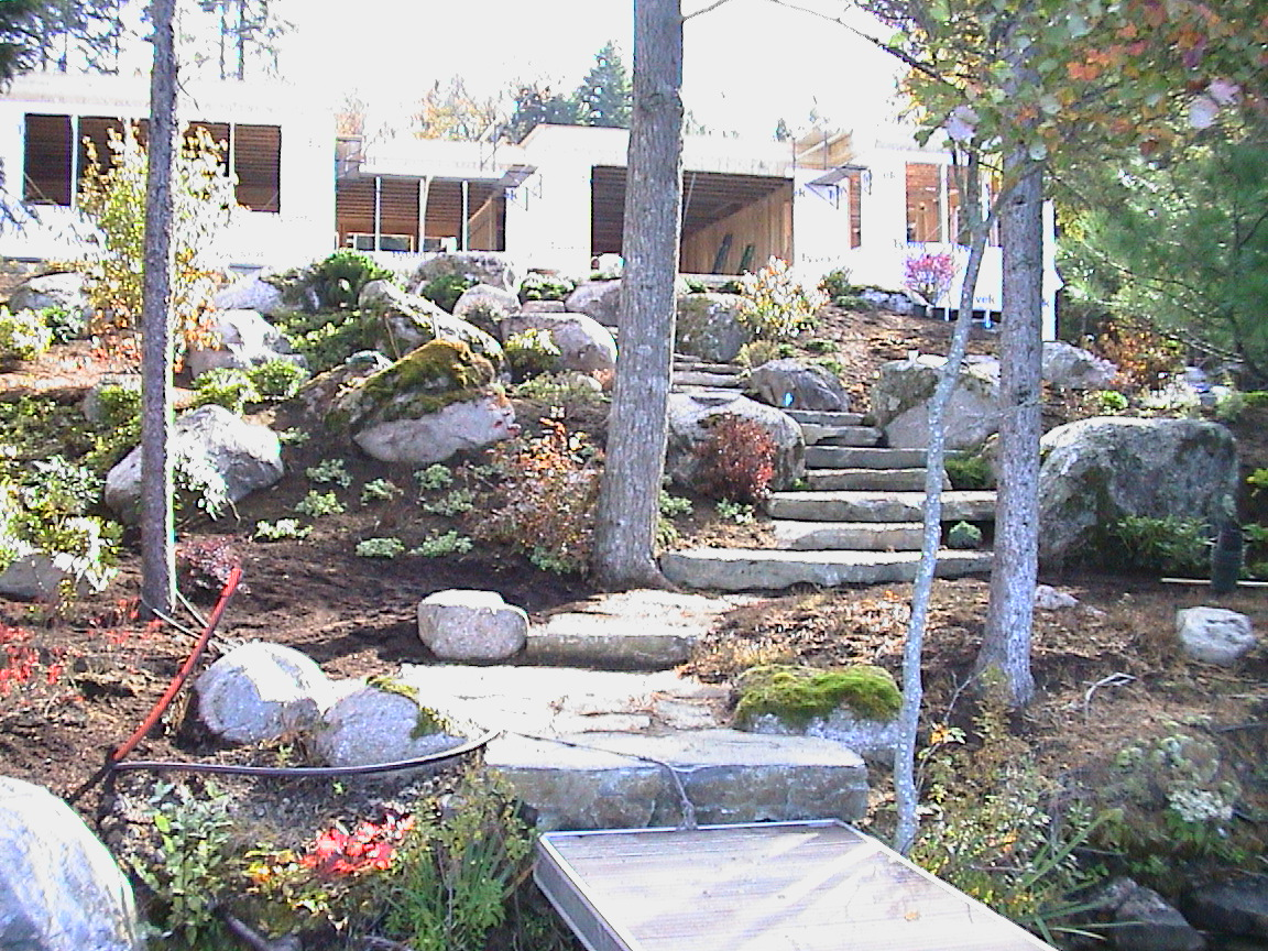 Portfolio | AC Parsons Landscaping and Garden Center, West