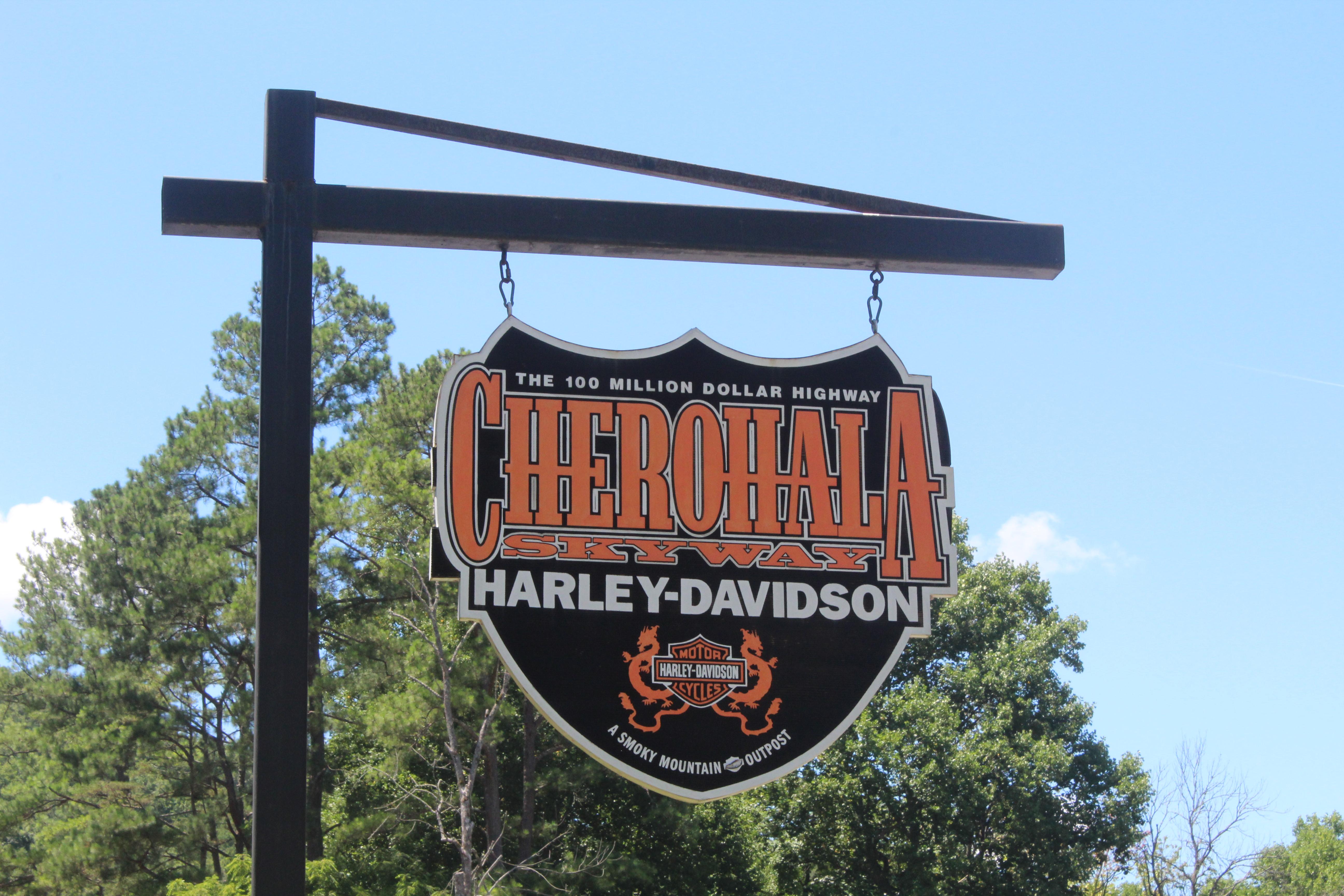Cherohala Harley Davidson Store