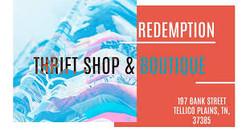 Redemption Thrift Store