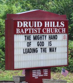 Druid Hill Baptist Church