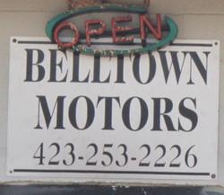 Belltown Motors