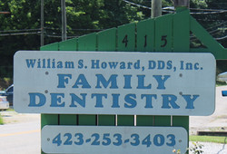Dr. William L. Howard DDS