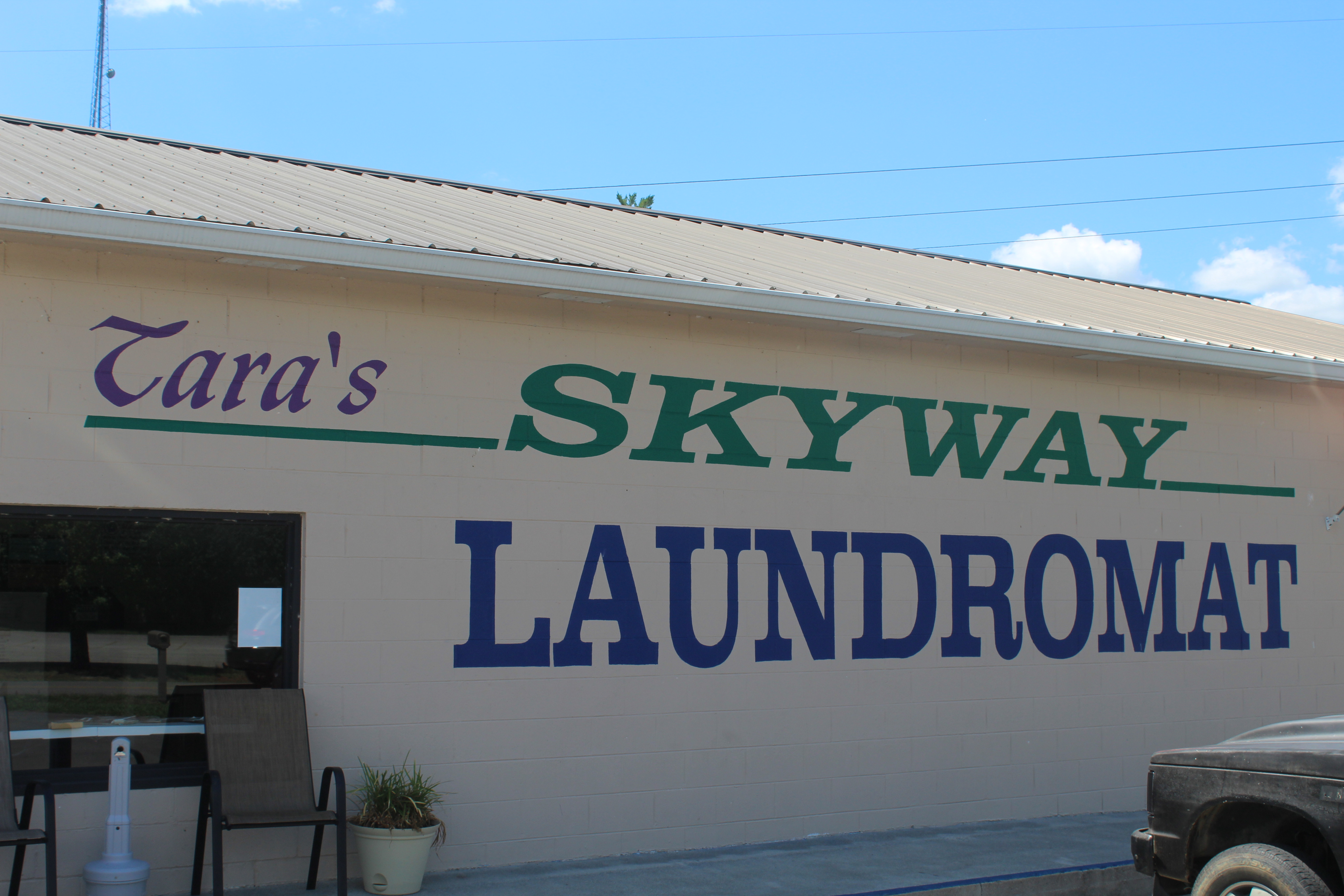 Tara's Skyway Laundormat