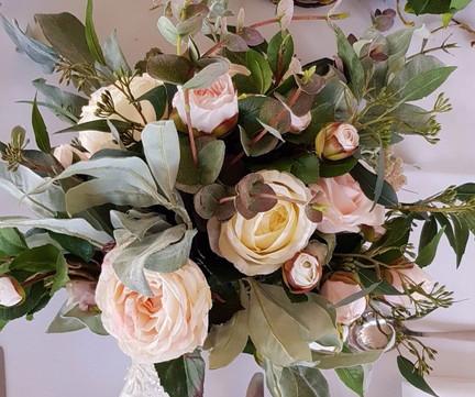 Emma's Roses, Camelias & Eucalyptus