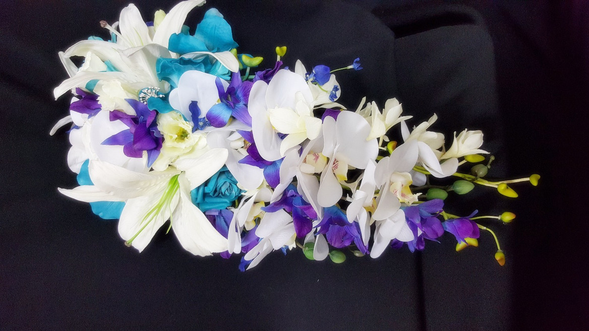 Orchids & Lilies